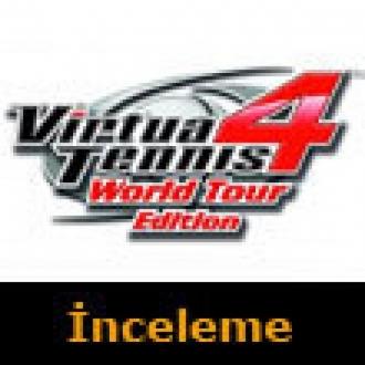Virtua Tennis 4: World Tour İnceleme