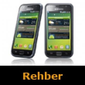 Samsung Galaxy S için ICS Kurulumu