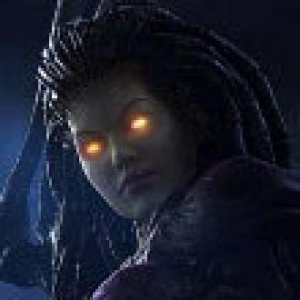 StarCraft 2: Heart of Swarm Yolda