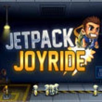 Jetpack Joyride PSN'e Geliyor