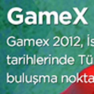 GameX 2012 4 Ekim'de Kapılarını Açıyor
