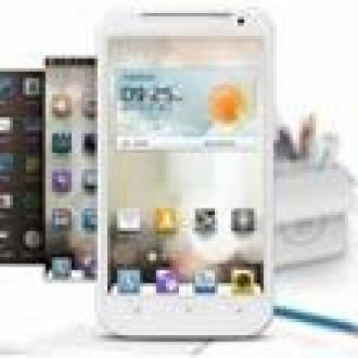 Huawei Ascend D2, CES 2013'te