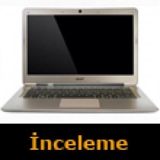 Acer Aspire S3-391 Video İnceleme