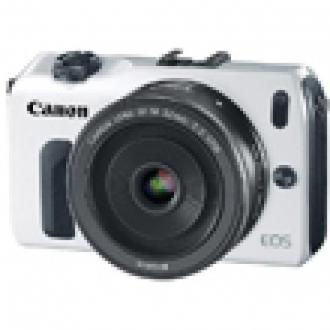 Canon, EOS M ile Aynasız Pazarına Girdi