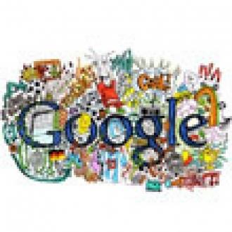 Google'dan Sevgililer Günü İçin Doodle
