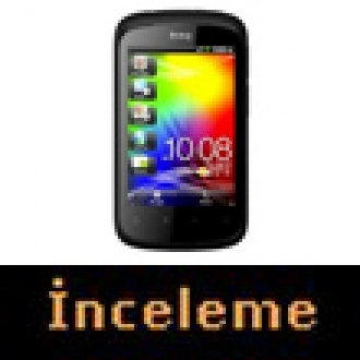 HTC Explorer Video İnceleme