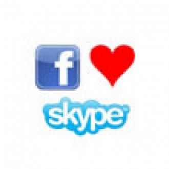 Facebook, Skype İle Ortaklığa Giriyor