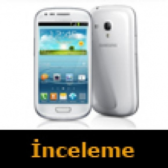 Samsung Galaxy S3 Mini Video İnceleme