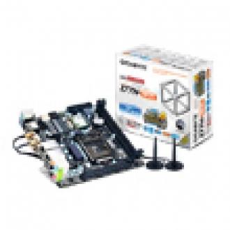 Gigabyte Mini-ITX Anakartlarını Duyurdu