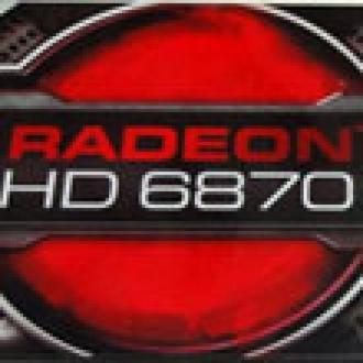 HD 6800'ler Kameralara Poz Verdi