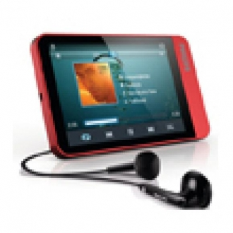 Philips GoGear MP4 Video İnceleme