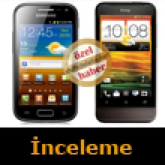 Samsung Galaxy Ace 2 mi HTC One V mi?