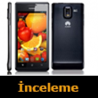Huawei Ascend P1 Video İnceleme