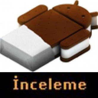 Android 4.0.2 ICS Video İnceleme