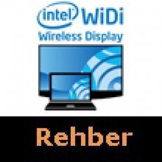 Intel WiDi Teknolojisi Nedir, Ne İşe Yarar?