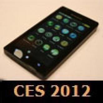 CES 2012: Intel Menfield'lı İlk Akıllı Telefon