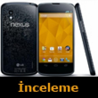LG Nexus 4 E960 Video İnceleme