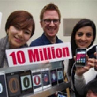 LG, 10 Milyon L Serisi Telefon Sattı