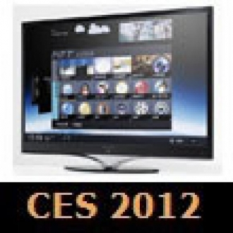 CES 2012: Lenovo'dan Android 4'lü Akıllı TV