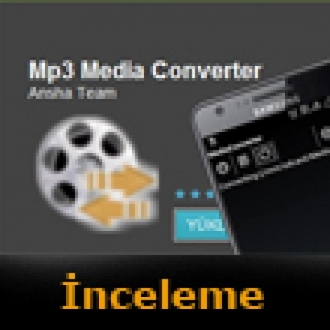 Android için MP3 Media Conventer