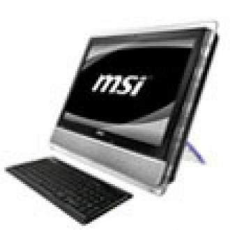 MSI Wind Top AE2420 3D Türkiye'de