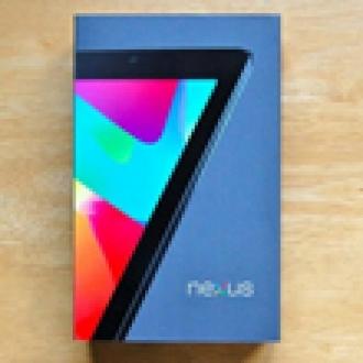 Google Nexus 7'ye Android 4.1.2 Yolda
