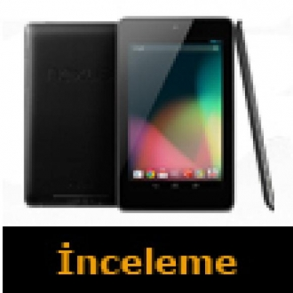Nexus 7 Tablet Video İnceleme