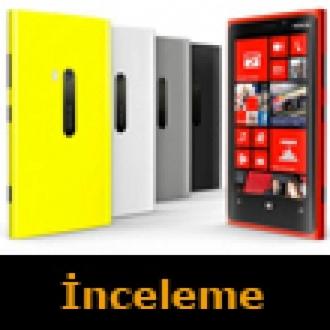 Nokia Lumia 920 Video İnceleme