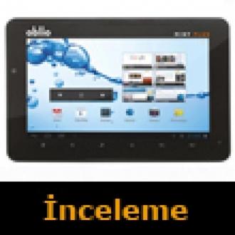 Oblio Mint Plus Tablet Video İnceleme