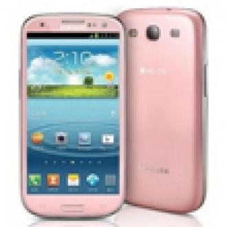 Samsung, Galaxy S3'e Pembe Getiriyor
