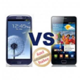 Samsung Galaxy S3 mü Galaxy S2 mi?