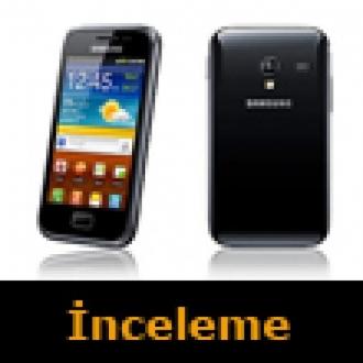 Samsung Galaxy Ace Plus Video İnceleme