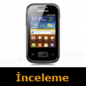 Samsung Galaxy Pocket Video İnceleme