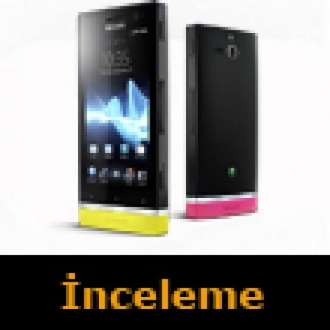 Sony Xperia U Video İnceleme
