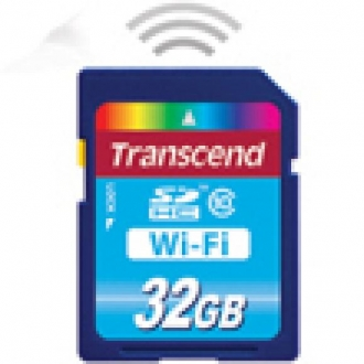 Transcend'ten WiFi Destekli SD Kart