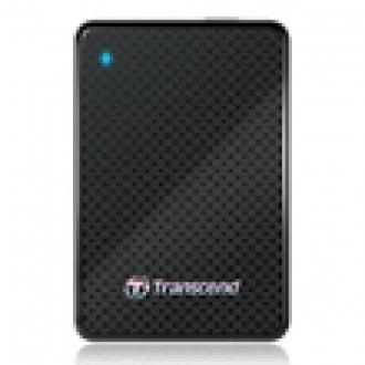Transcend'ten USB 3.0 Taşınabilir SSD