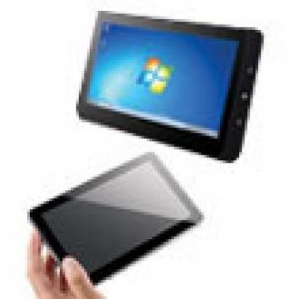 ViewSonic ViewPad Tabletler Geliyor