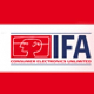 IFA'dan İlginç Görüntüler
