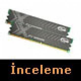 Team Xtreem Dark 2×2 GB DDR2 Bellek İnceleme