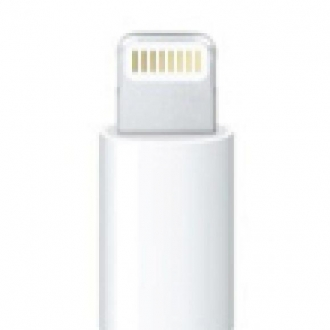 Apple, Lightning Adaptör Satışına Başlıyor