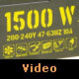 1500 Watt'lık Güç Kaynağı