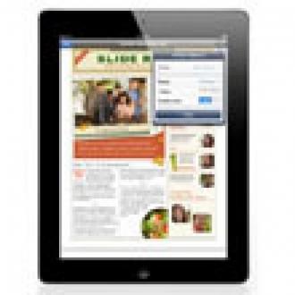 Seçimlere iPad Damgası