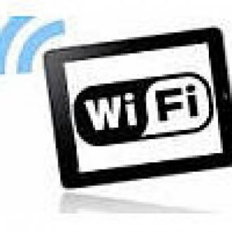 WLAN Kullanımında iPad Önde