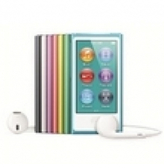 Yeni iPod Nano'ya İlk Güncelleme