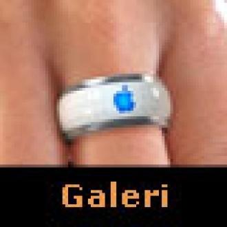 iPod'unu Yüzüğünden Kontrol Et