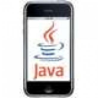 iPhone da 'Java'lanıyor