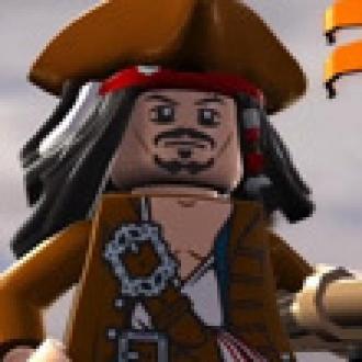Jack Sparrow, LEGO Oldu!