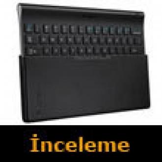 Logitech'ten iPad Klavyeleri