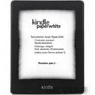 Kindle 'Paperwhite' Ortaya Çıktı