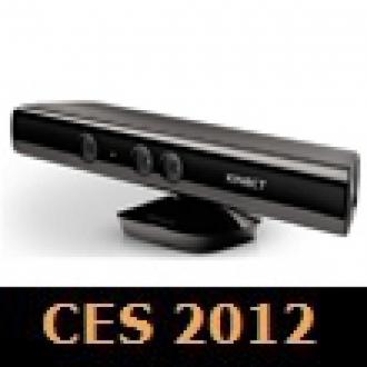 CES 2012: Windows İçin Kinect Geliyor